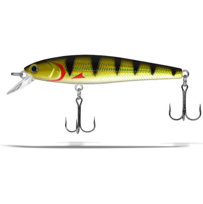 Fishing Lure Jerkbait Dynamic Lures J-Spec jerkbait Ghost Fish